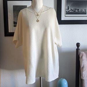 {Vince} Cashmere Short Sleeve Sweater